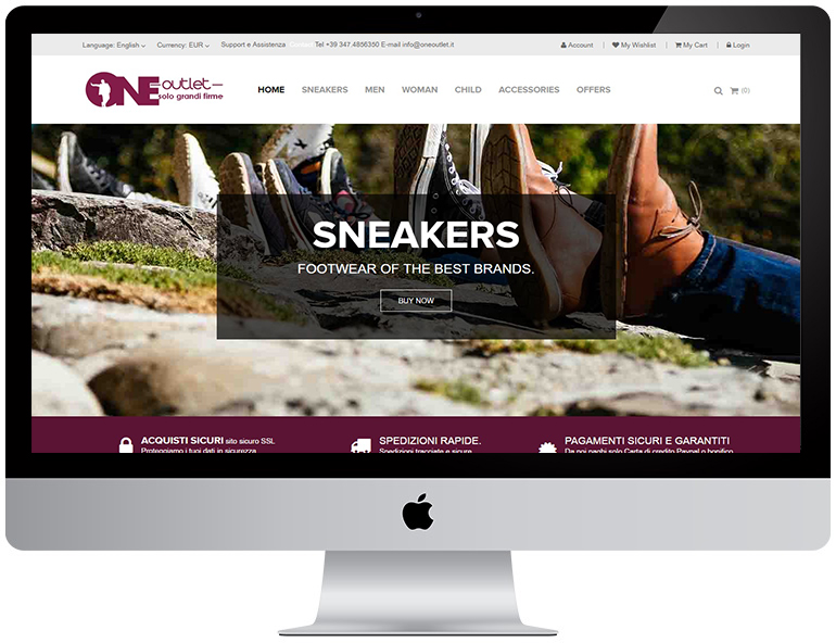 oneoutlet Prestashop WebProgress
