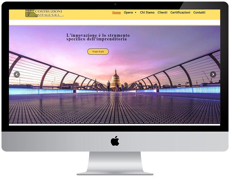 costruzionivitale wordpress WebProgress