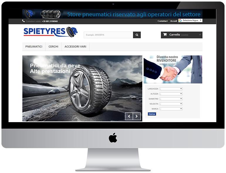 spietyres Prestashop WebProgress